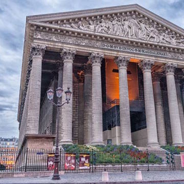 Classical Concerts at La Madeleine