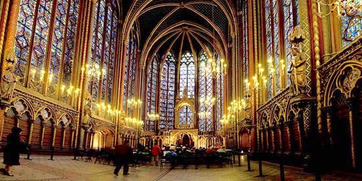 Concerts at La Sainte Chapelle