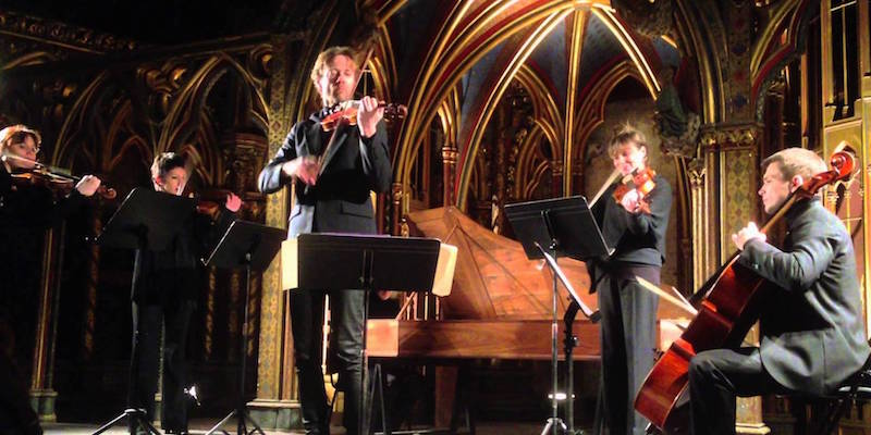 Classical Music at La Sainte-Chapelle