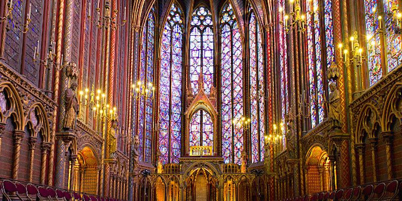 Christmas Concerts at La Sainte Chapelle