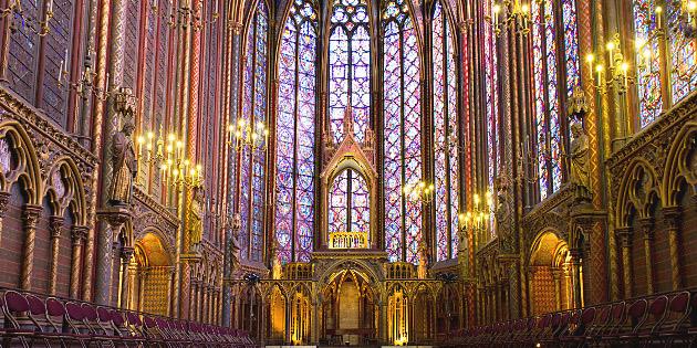La Sainte-Chapell