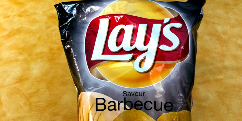 Lay's BBQ Chips
