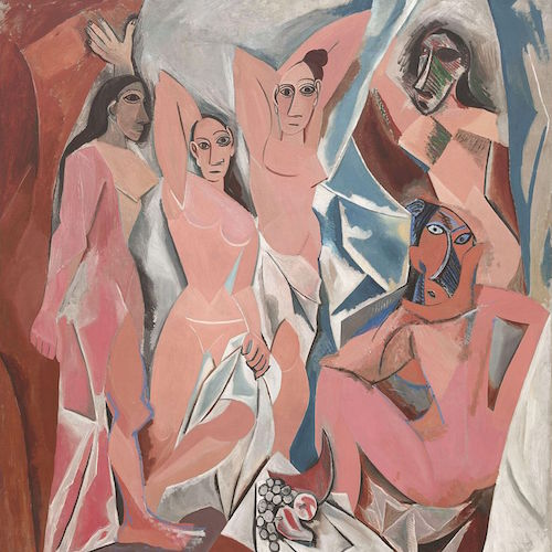 Pablo Picasso and the Modern Masters