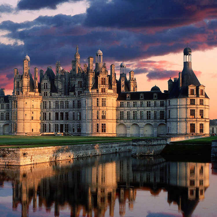 Chateaux of the Loire Valle