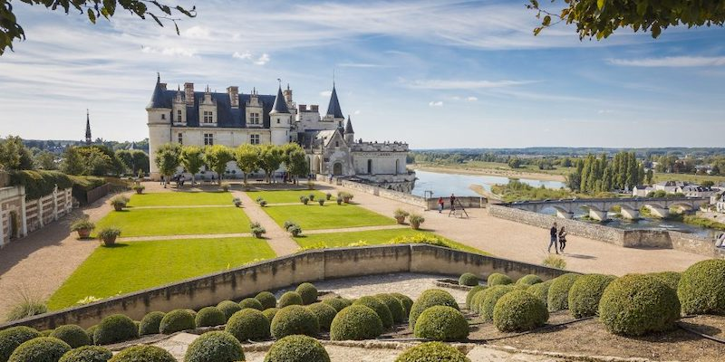 Chateau d'Amboise by David Darrault