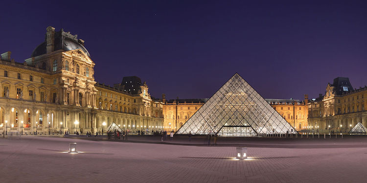 Evening Tour Of The Louvre