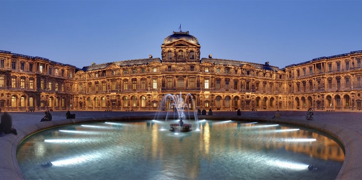 City Tour and Louvre Visit