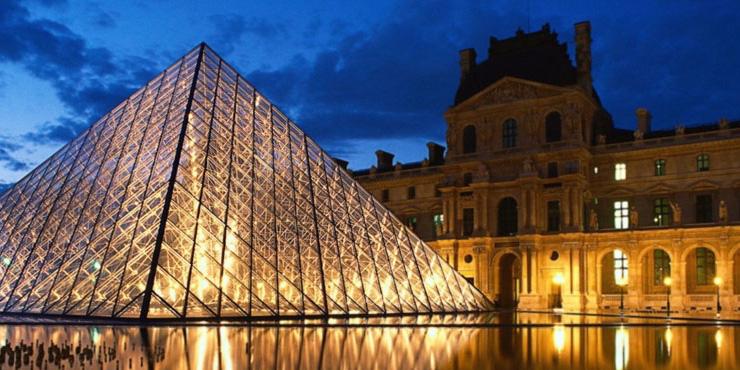 Louvre Art Museum Tours