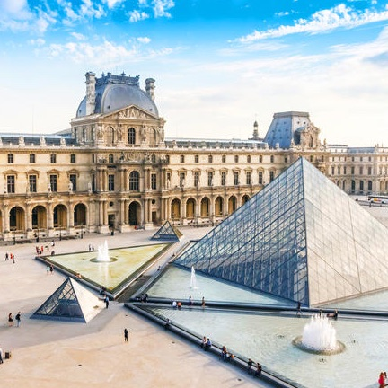 VIP Louvre + Eiffel Tower + Notre Dame + Montmartre