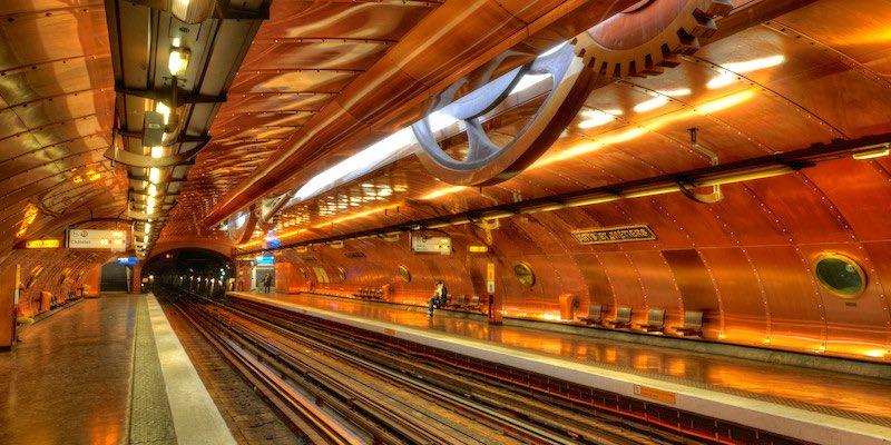 Landmark Metro Stations