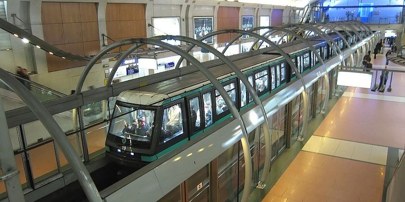 Metro Line 14