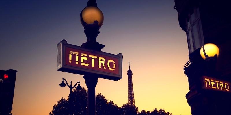 Eiffel Tower & carousel