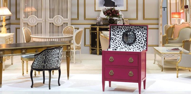 Furniture Galleries in Paris