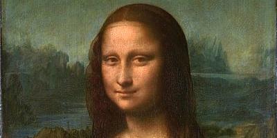 Leonardo de Vinci's Mona Lisa