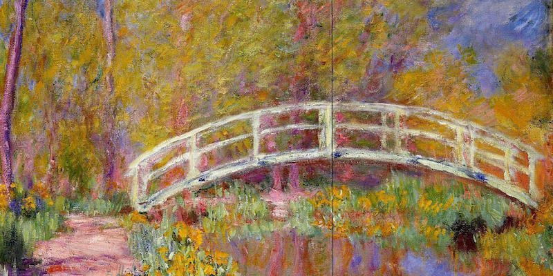 Monet's paintings