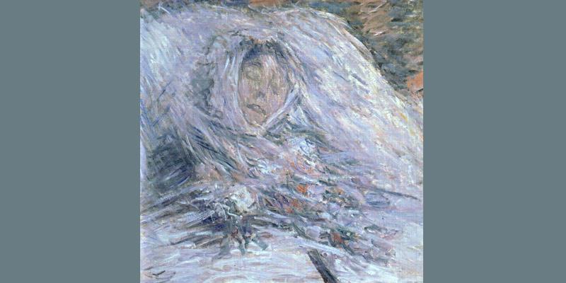 Camille Sur Son Lit De Mort