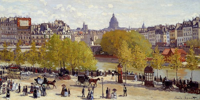 Impressionists In Paris