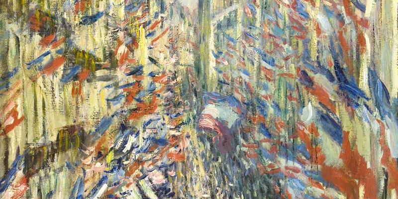 Monet, Rue Montogrueil