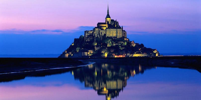 Saint Michel, Normandy and Brittany Two-Day Tour