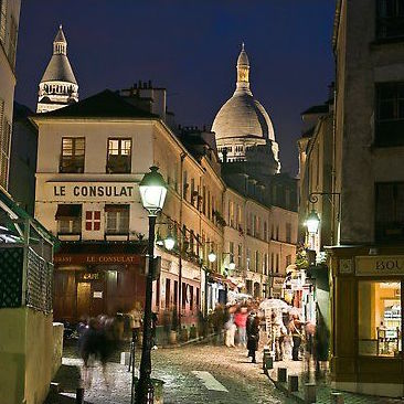 Montmartre Impressionist Walking Tour