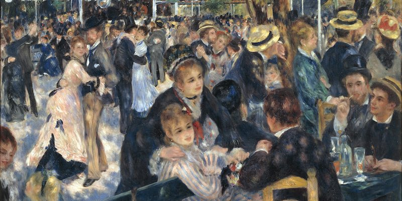 Montmartre Impressionist Art Walking Tour