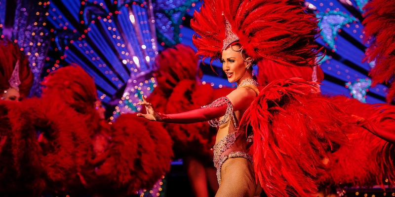 VIP Moulin Rouge  Dinner & Show