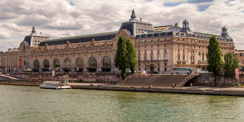 Musee d'Orsay, photo by Mark Craft