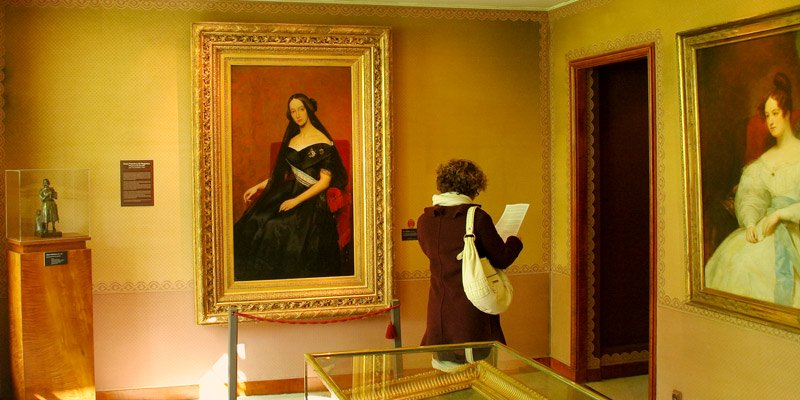 Romantic Paris Museums