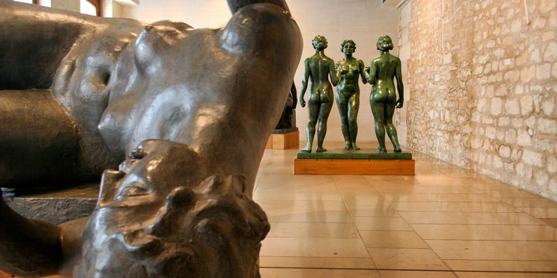 Musée Maillol, photo by Mark Craft