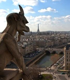 Alexandre in Paris