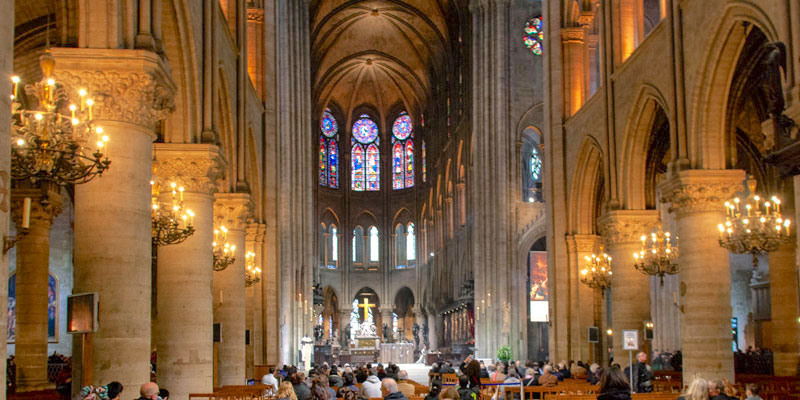 Performances at Notre Dame Cathedral