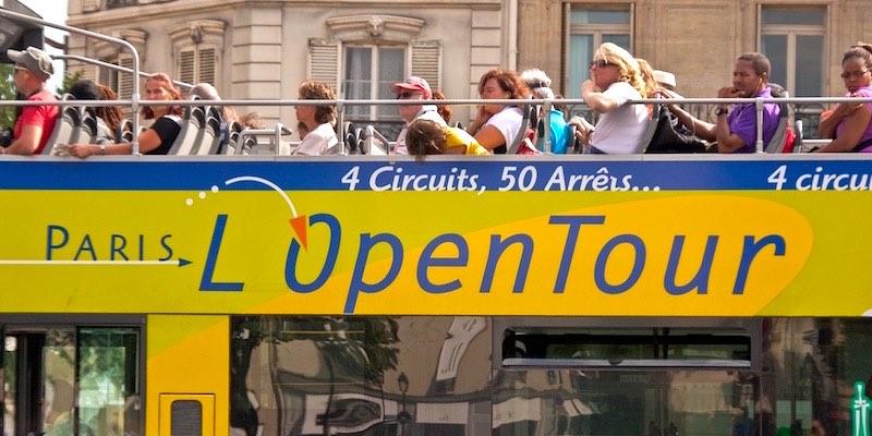 L'OpenTour Hop-On Buses