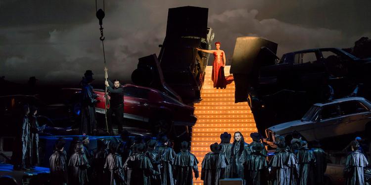 Opera de la Bastille