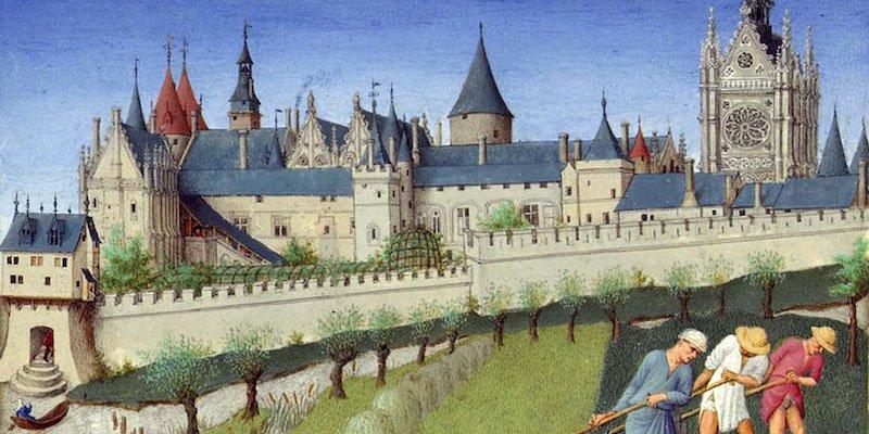 Palais de la Cite, c. 1415