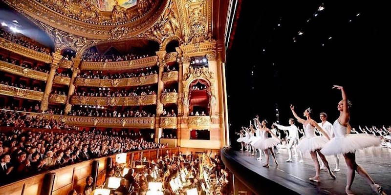 Paris Ballet or Classical Music at Palais Garnier