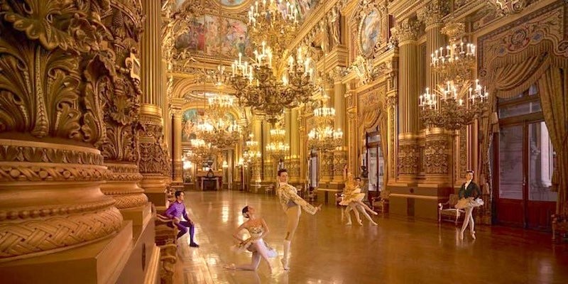 Paris Ballet at Palais Garnier