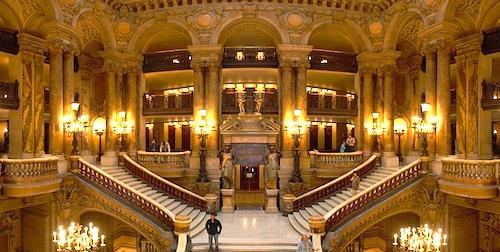 Paris Ballet at Palais Garnier