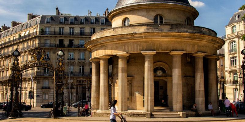 Pavilion de Chartres