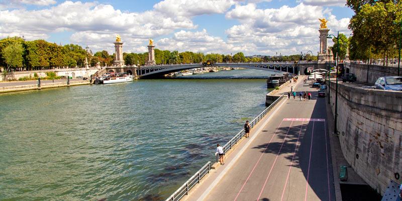 Parc de Rives de Seine