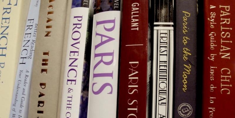 We'll Always Have Paris Books
