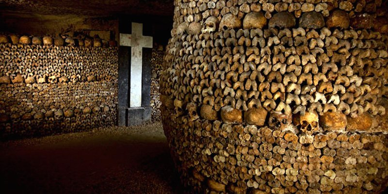 Limited-Access Tour of the Catacombs
