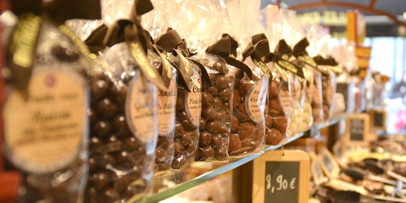 Chocolate Walking Tour in the Heart of Paris