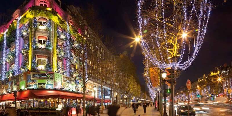 events in paris in december