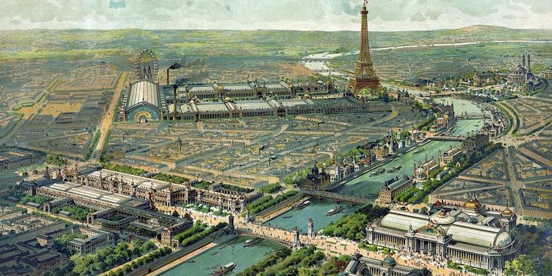 The Paris Exposition of 1900