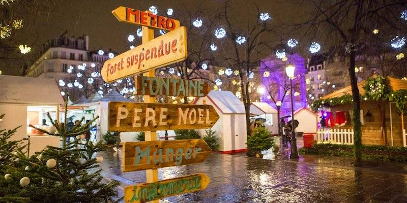 Versailes Christmas Market 2020 The 10 Best Christmas Markets | Paris Insiders Guide