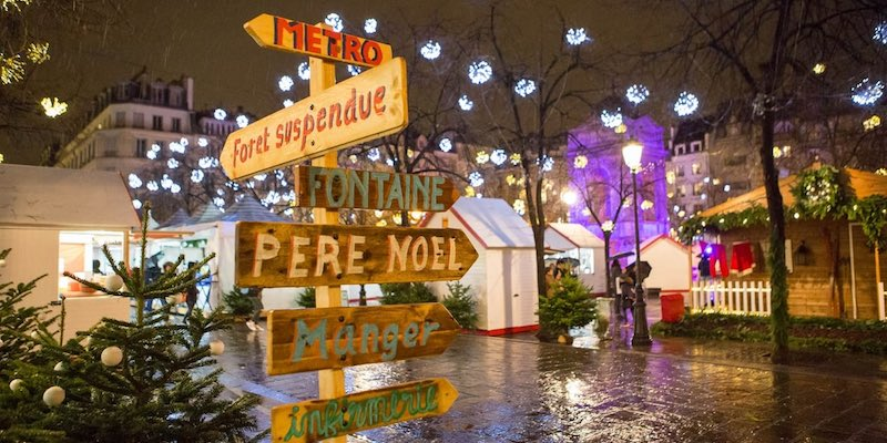 Top Christmas Markets in Paris