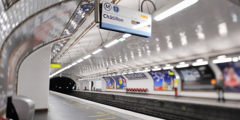Where Can the Paris Metro Take You?