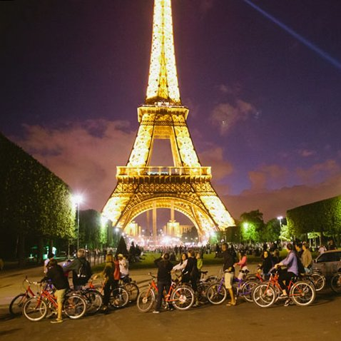 Tour Paris by Bike