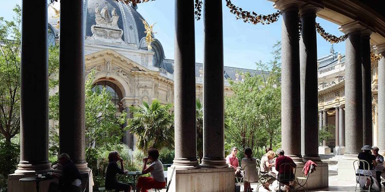 5 Hidden Paris Museum Cafes