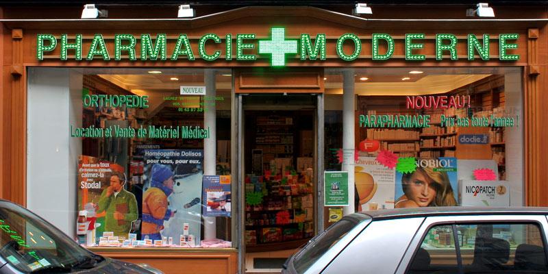 at La Pharmacie